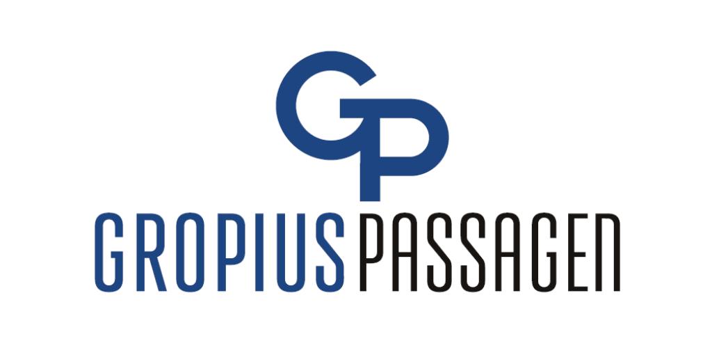 Gropius Passagen Logo